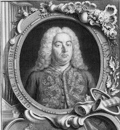 From the European Studies blog post 'Handel – Händel – Hendel: Anglo-German composer'. Image: Handel, from the Walsh and Randall edition of Alexander's Feast