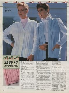 1986 crew sweaters Sears Christmas Catalog P274 | by Wishbook ...