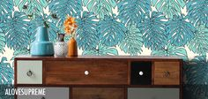 A Love Supreme - Robin Sprong Surface Designer. An off-the-wall series of… Wallpaper Designs, Of Wallpaper, Designer Wallpaper, A Love Supreme, Bright Colours, Off The Wall, Surface Design, Hand Drawn, Robin