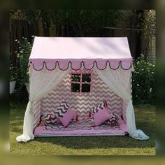 Kids Teepee Tent, Play Tents, Teepees, Tent House For Kids, House Tent, Tent Sale, Toy Chest, Kids Room, Toddler Bed