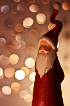 Santa Claus is coming to town!!