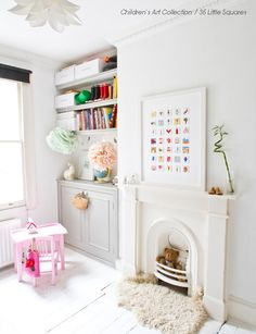The Gallery | The Little Square Gallery