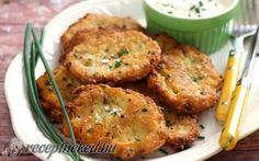 Érdekel a receptje? Kattints a képre! Tandoori Chicken, Salmon Burgers, Carne, Tapas, Mashed Potatoes, Vegetarian Recipes, Muffin, Vegan, Baking
