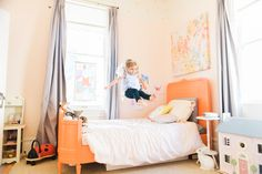 Lifestyle Family Session at Home in Alameda » Jennifer Jacobson Photography