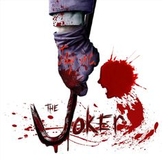 Design of mines for a shirt with the joker crowbar depicting the infamous scene of joker beating Jason Todd (note I take existing images and add my own twist to them )
