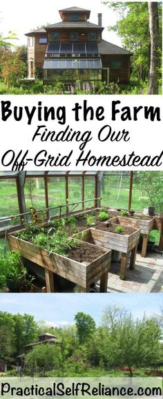 Buying The Farm: Finding Our Off-Grid Homestead — Practical Self Reliance The Farm, Mini Farm, Small Farm, Off Grid Homestead, Homestead Farm, Homestead Living, Homestead Survival, Survival Skills, Permaculture