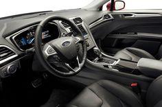 2015 Ford Fusion Se Interior