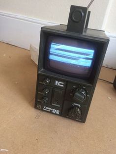 Vintage late 70s/early 80s #portable #television,national commando #tr-505gb,,  View more on the LINK: http://www.zeppy.io/product/gb/2/172415708156/