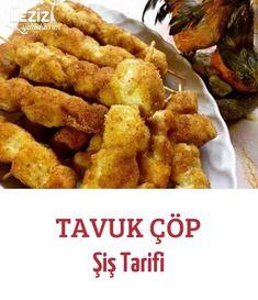 Tavuk Çöp Şiş Tarifi Ethnic Recipes, Food, Essen, Yemek, Meals