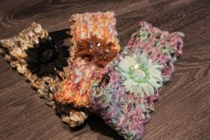 Daisy knitted headwraps - $20 Call 317-889-1150 or email jen@jendaisy.com to order!
