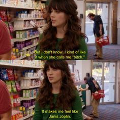 New Girl, Zooey Deschanel is awesome!