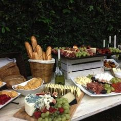 Mesa de quesos #FoodPorn #Gourmet