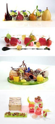 Relais & Châteaux - Canlis. Restaurant d'un Grand Chef en ville. Etats-Unis, Seattle. #relaischateaux #canlis #chef L'art de dresser et présenter une assiette comme un chef de la gastronomie... > http://visionsgourmandes.com > http://www.facebook.com/VisionsGourmandes . #gastronomie #gastronomy #chef #presentation #presenter #decorer #plating #recette #food #dressage #assiette #artculinaire #culinaryart