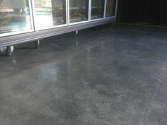 gestreken betonvloer - Google Search