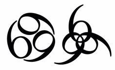 666 Tattoo Designs by liquid-venom on DeviantArt 666 Tattoo Designs: Happy Friday the :)<br> Daddy Tattoos, 13 Tattoos, Wolf Tattoos, Sleeve Tattoos, Satanic Tattoos, Satanic Art, Friday The 13th Tattoo, Happy Friday The 13th, Devil Tattoo