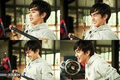 yoo seung ho -- Look Vol. Yo Seung Ho, Adidas Neo Label, Monster Photos, Arang And The Magistrate, Han Hyo Joo, Handsome Korean Actors, Child Actors, Fresh Face, You're Beautiful