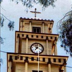 Church Copiapó Chile