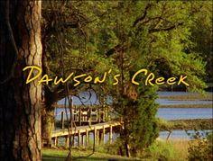Dawson's Creek logo   Dawson's Creek—Season 1 Review and Episode Guide  BasementRejects