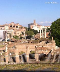Sai che a #Roma ... Foro Romano