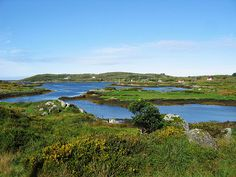 Connemara Lakes, Ireland