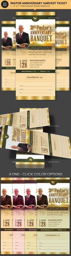 Diamond jubilee event ticket template see best ideas about baby pastor anniversary harvest ticket template yadclub Gallery