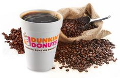 I'm now a believer. Dunkin' Donuts coffee is the best.