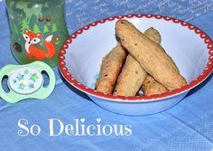 Easy Babykekse - ohne Zucker und sehr lecker. Weiter zum Rezept www.leniundpaul.com/blog/ Fairtrade, Kids Fashion, Maternity, Easy, Blog, Ethnic Recipes, Baby Cookies, Recipes, Child Fashion
