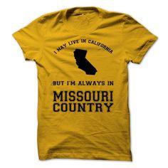 California Missouri #sport #tshirt