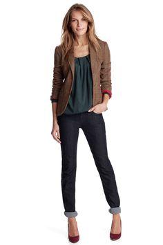 5-pocket-stretch-denim COLLECTION - Esprit Online-Shop