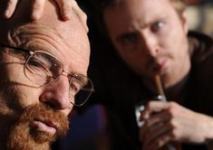 "Walt and Jesse taking a selfie: | 35 Pictures That Will Change The Way You Look At ""Breaking Bad"""