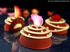 Chocolate Dome Cakes