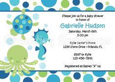 Astounding Nautical Baby Shower Invitations Templates Free