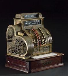 Antique Cash Registers 1910 | National Cash Register