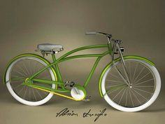 Bike beach cruiser