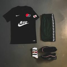 Mens Fashion For Sale Dope Outfits For Guys, Swag Outfits Men, Tomboy Outfits, Nike Outfits, Casual Outfits, Fashion Outfits, Casual Shoes, Fashion Mode, Urban Fashion