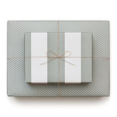 soft #grey reversible wrapping paper http://rstyle.me/n/mfhymr9te
