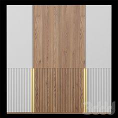 Wardrobe Laminate Design, Wardrobe Door Designs, Wardrobe Design Bedroom, Master Bedroom Interior, Bedroom Bed Design, Cupboard Wardrobe, Wardrobe Doors, Wall Panel Design, Wooden Wardrobe