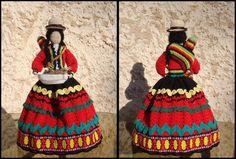 Le blog de Marie poupées - poupées au crochet napperons,décorations de Noël,vêtements,rideaux au crochet