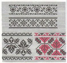 Gallery.ru / Фото #58 - 155 Symbols of Ancient Ukrainian Stitching - thabiti