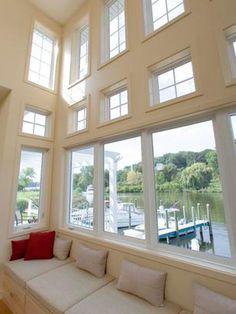Energy Efficient Windows With Style | HGTV