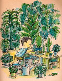 Margaret Bloy Graham #wow #kids #art