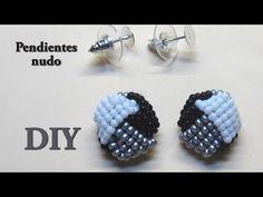 Diy Earrings Studs, Tiny Stud Earrings, Beaded Earrings, Beaded Bracelets, Beaded Jewelry Designs, Seed Bead Jewelry, Jewelry Patterns, Handmade Jewelry, Bead Embroidery Jewelry