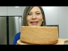 BIZCOCHO BASICO PARA CUALQUIER TORTA /PASTEL/ CAKE/ 3 INGREDIENTS / #QuedateEnCasa SILVANA COCINA - YouTube Pastel Cakes, Cute Girls Hairstyles, Olivia Palermo, Cake Pops, Vanilla Cake, Cheesecake, Desserts, Recipes, Cupcakes