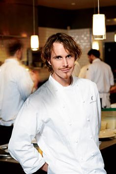 Grant Achatz - Not into molecular gastronomy, but admire his strength, imagination and determination