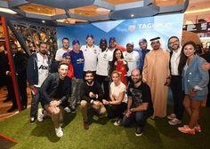TAG HEUER celebrates #ILOVEUNITED in Dubai http://timeby.date/tag-heuer-celebrates-iloveunited-in-dubai/ #watchaddict #luxury #watchporn #watchmania #watchnerd #instawatch #horology #watchesofinstagram #dailywatch #luxurywatch #montre #swisswatch #swiss #watchanish #wristporn #watchmania #lovewatches #watchfam #dailywatch #horology #womw #ultimate_watches #instawatches #watchcollector #beautifulmenswatches #luxury #elegant #watch