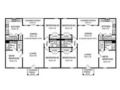 dorm floor plan  PDF    House Plans  Multi Family   Pinterest    House Plans