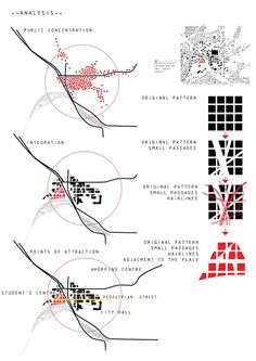 Architecture Site Plan Diagram