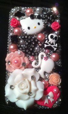 skully kitty case!