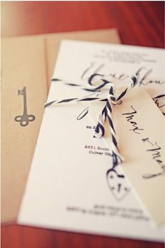 Wedding Invitations by Papermade