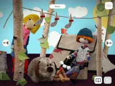 Best Android apps for kids: Windy and Friend series of interactive ebooks